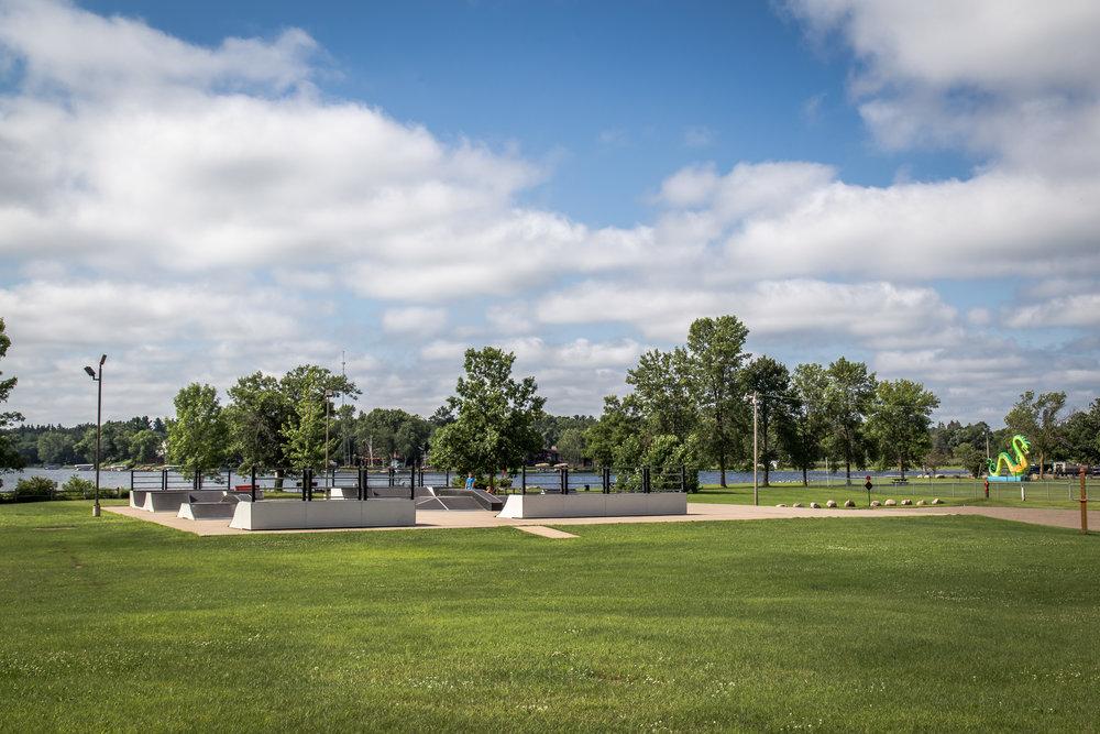 City of Crosby - Maintenance Building Location