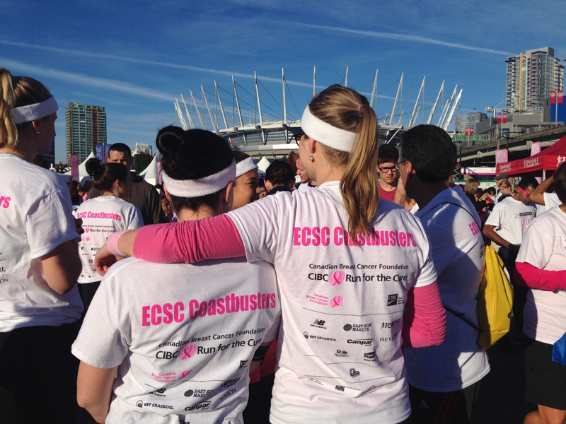 Go pink, go global for breast cancer research