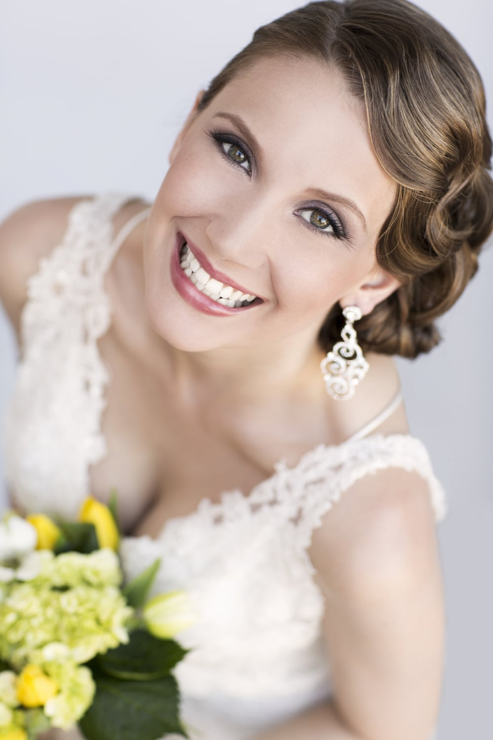 Our patients have ample time to prepare for their BIG DAY with Invisalign.