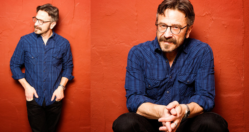 marc maron, comedy tour poster images