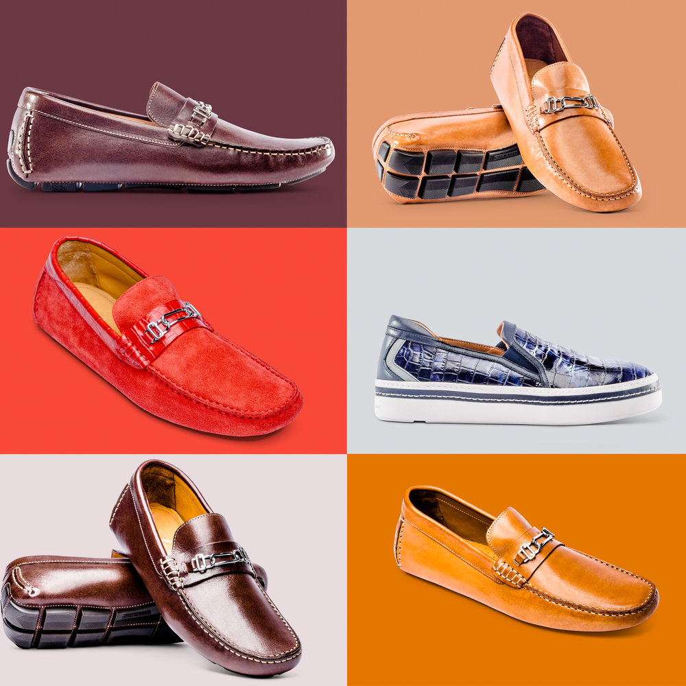 Right Bank Shoe Co. / Mens Summer 18