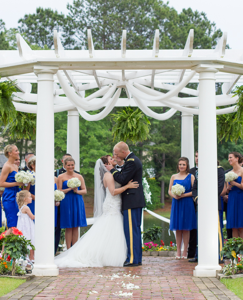 Farley Plantation wedding