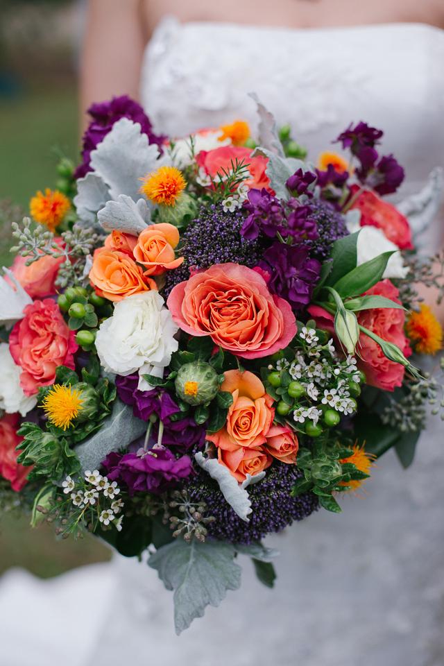 bridal bouquet Carl House