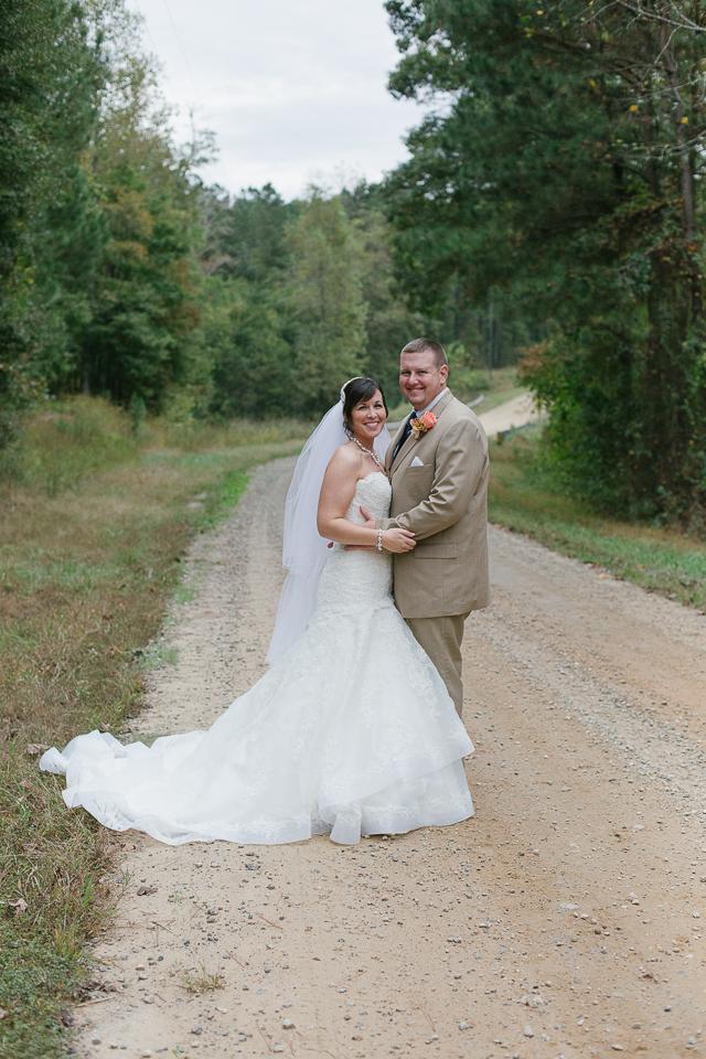 wedding photography grayson ga