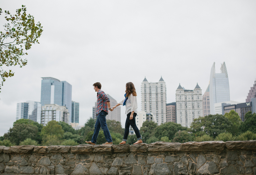 Atlanta engagment shoot