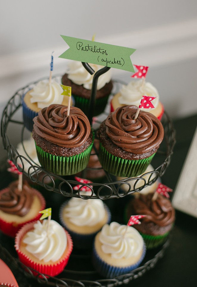 Cupcakes for a party