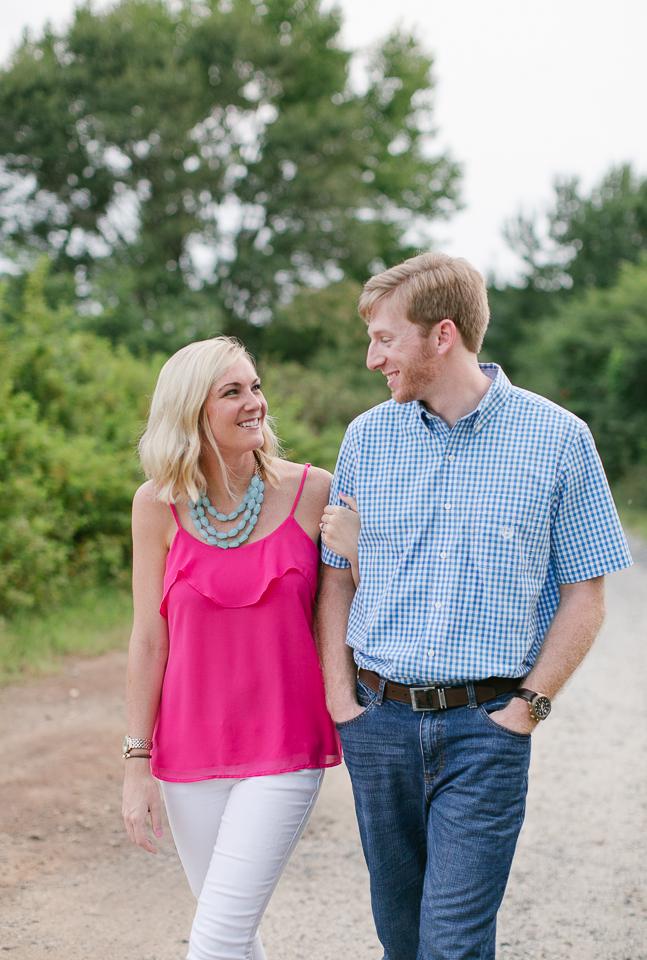 Watkinsville Ga engagement photos