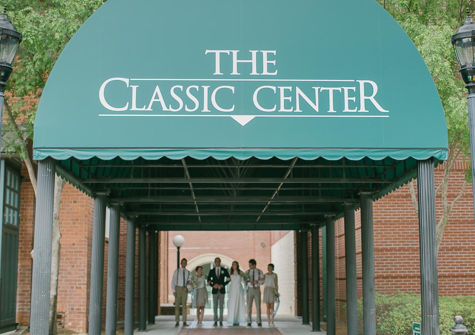 The Classic Center Athens GA