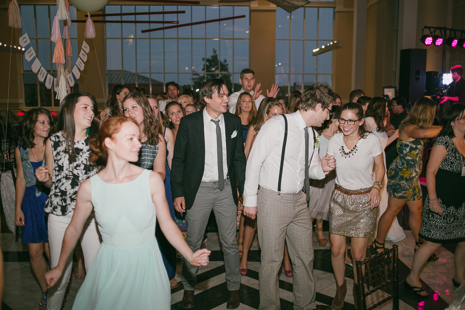 Classic Center Wedding