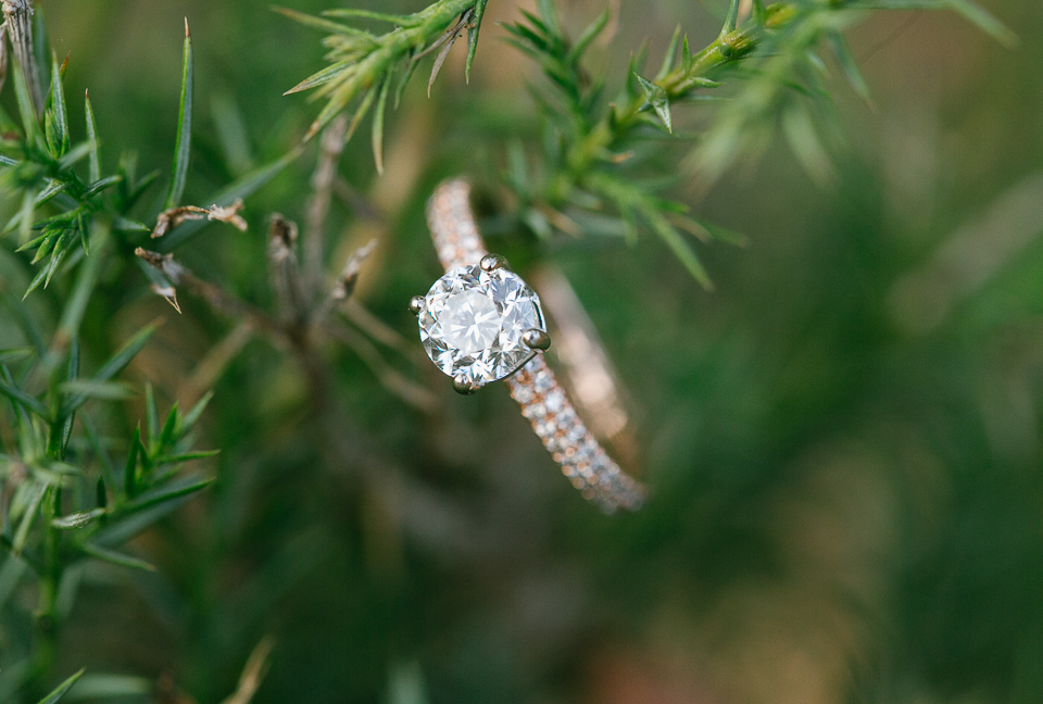 Athens GA engagement rings
