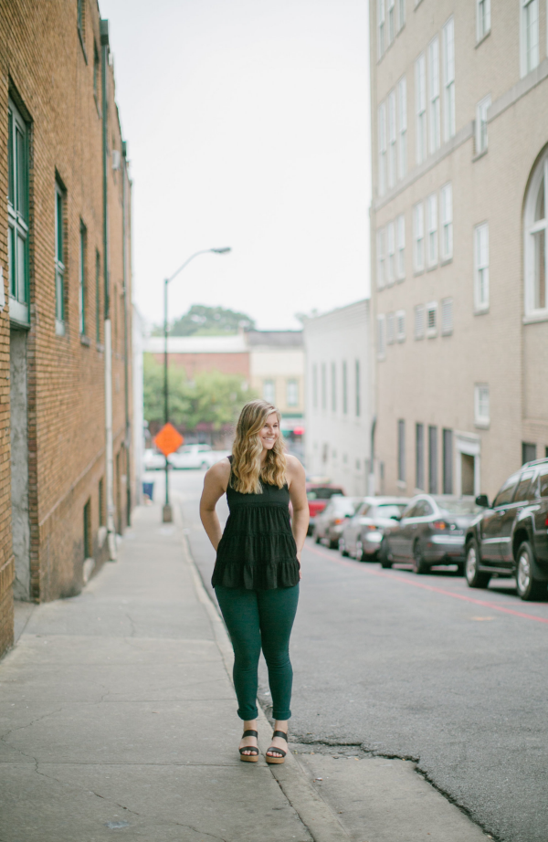 Athens GA senior photographer