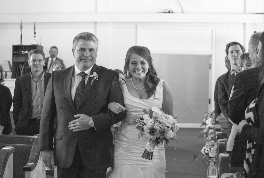Watkinsville First Baptist wedding