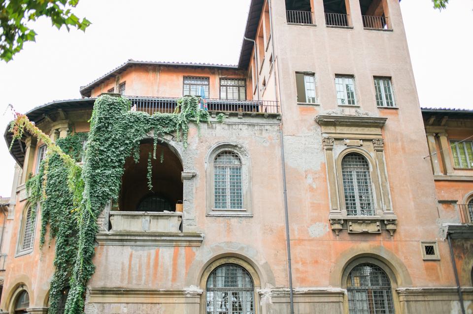 Rome Italy cruise