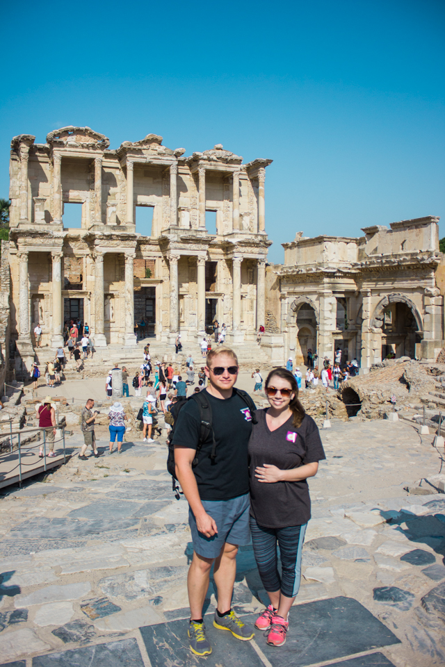 Ephesus Turkey Royal Caribbean cruise