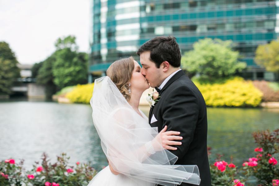 Westin Atlanta Perimeter North Wedding