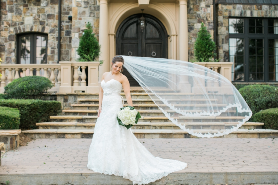 Aiken bridal portraits