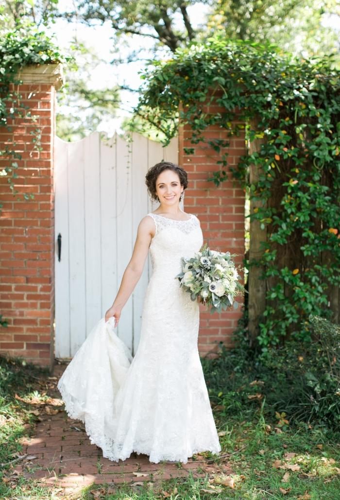 Augusta bridal portrait session
