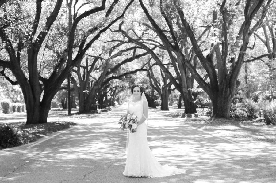 South Boundary bridal portrait photos