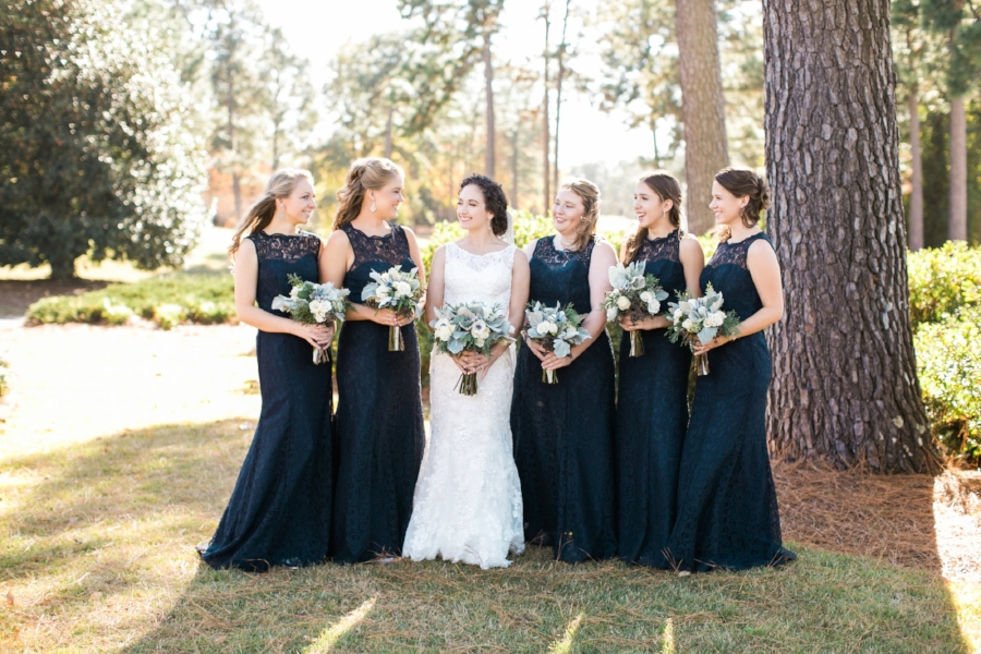 Woodside Plantation wedding photos