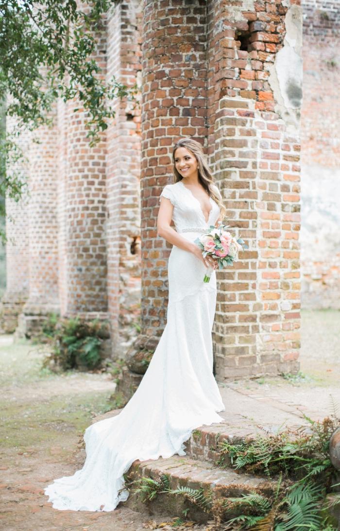Aiken SC bridal portraits