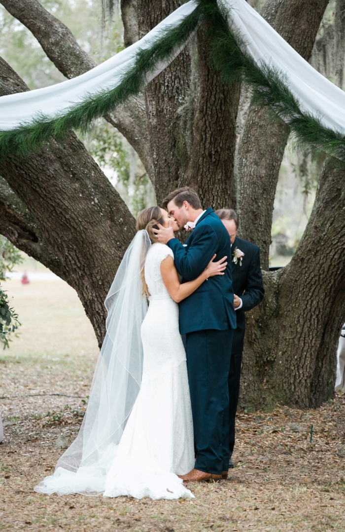 The Green Boundary Club wedding in Aiken