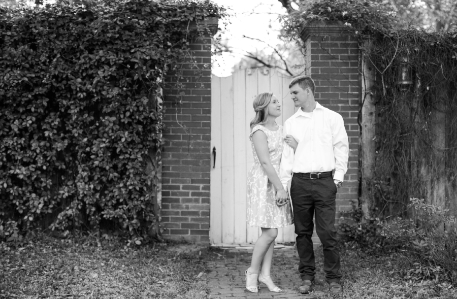 Aiken South Carolina engagement photos