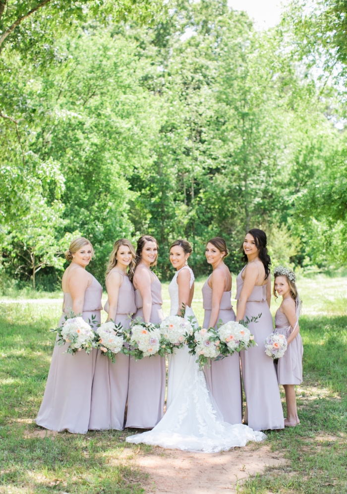 Rose Hill Estate wedding Aiken