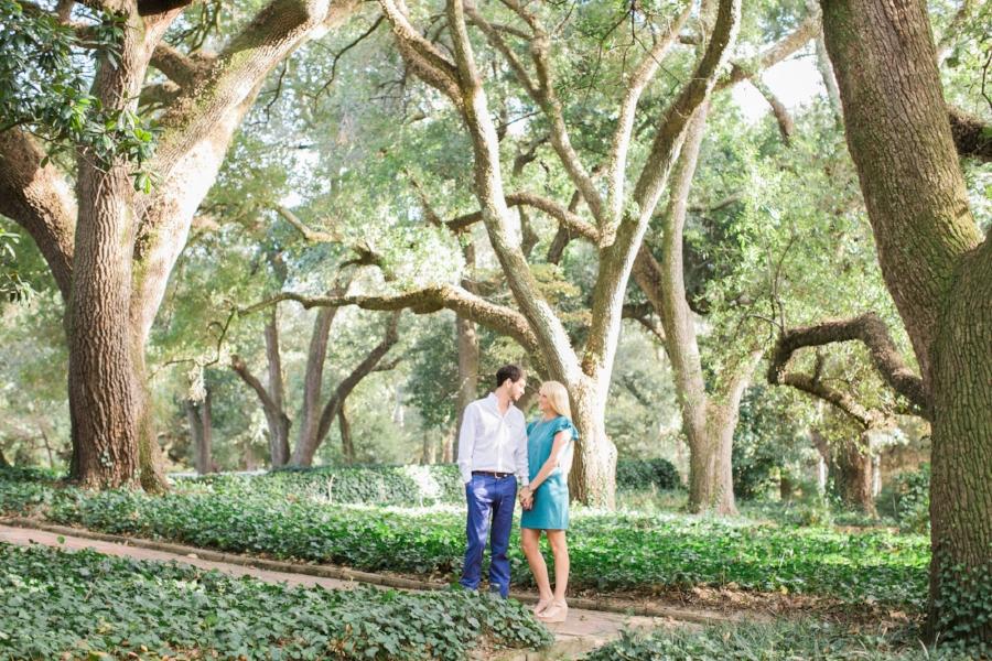 Hopelands Gardens engagement photos