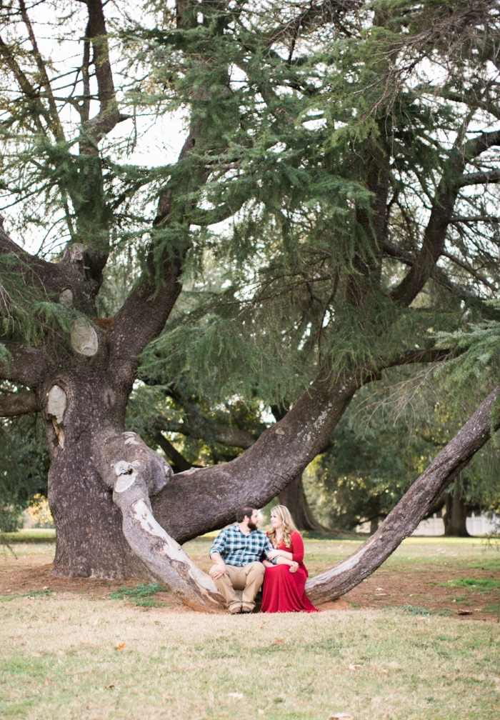 Redcliffe Plantation engagement photos