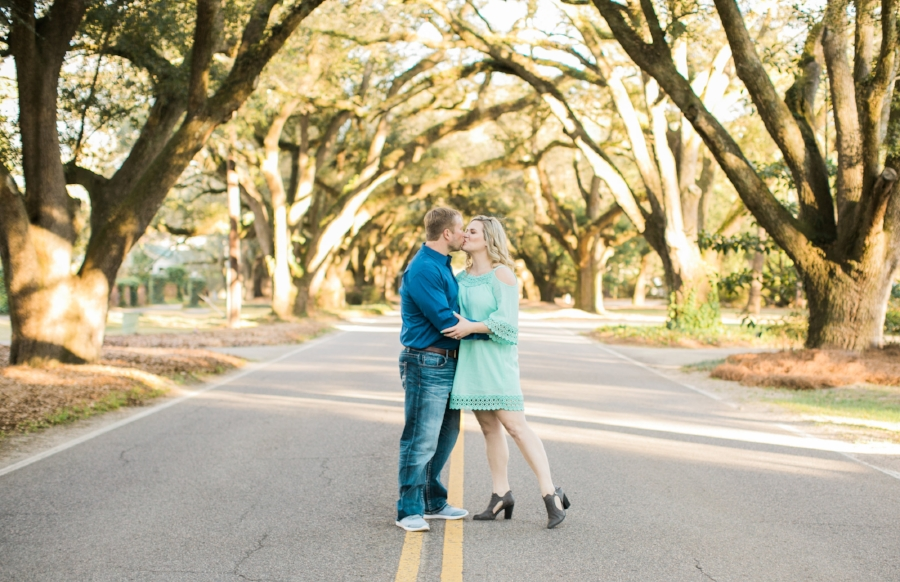 South Boundary engagement photographer