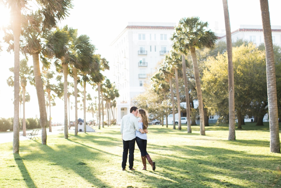 Charleston Battery engagement photos