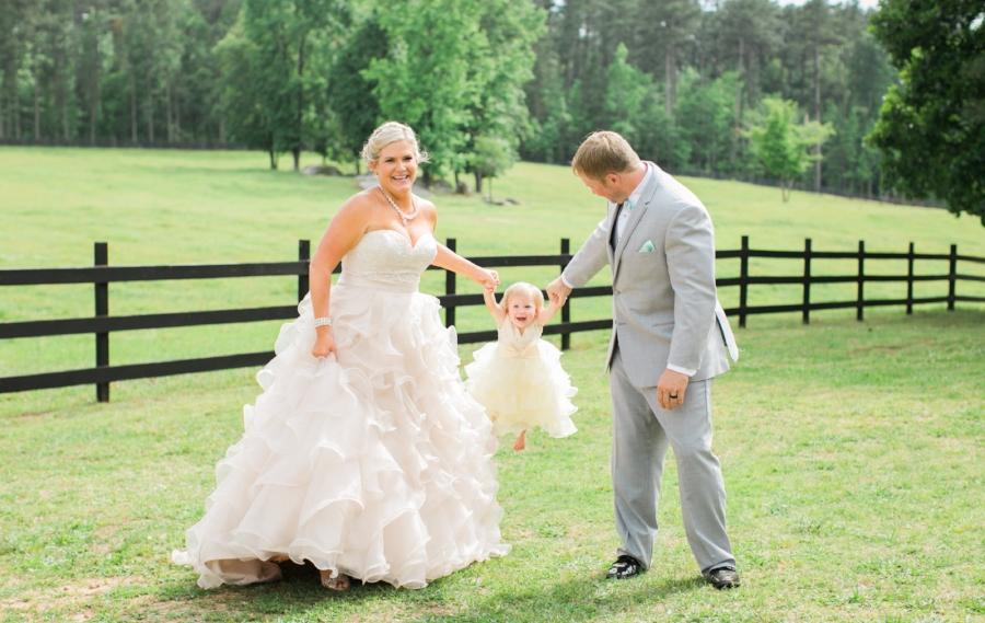Pine Knoll Farms wedding