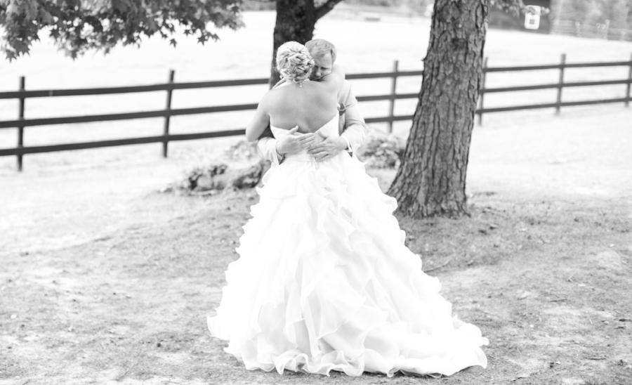 Stable View Farm Aiken wedding
