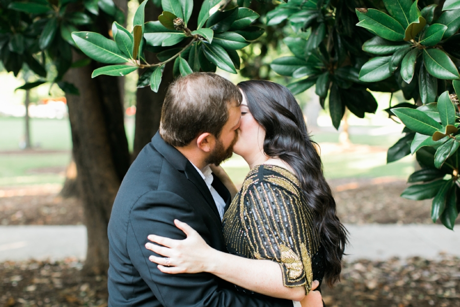 Aiken engagement session