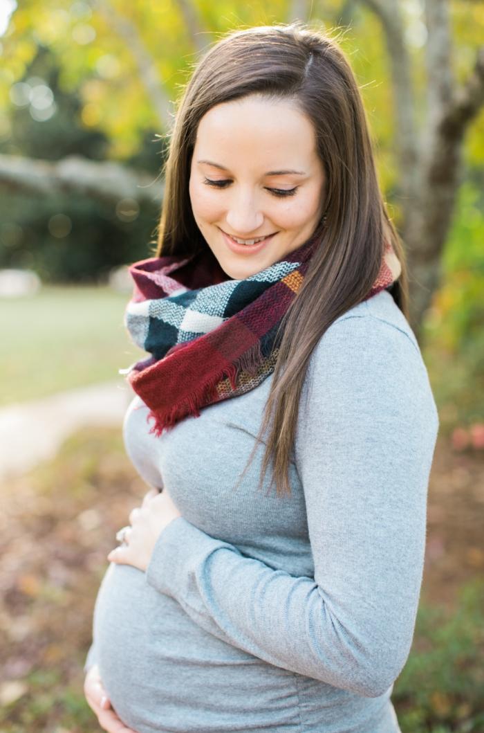 Aiken maternity session
