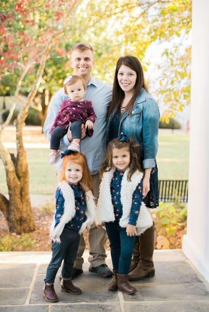 Augusta family photos