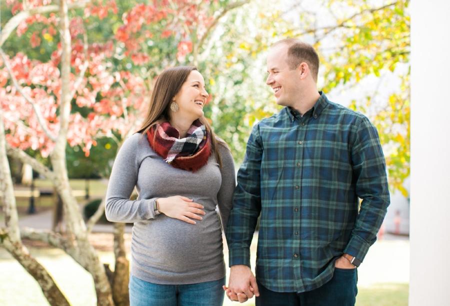 Aiken SC maternity session