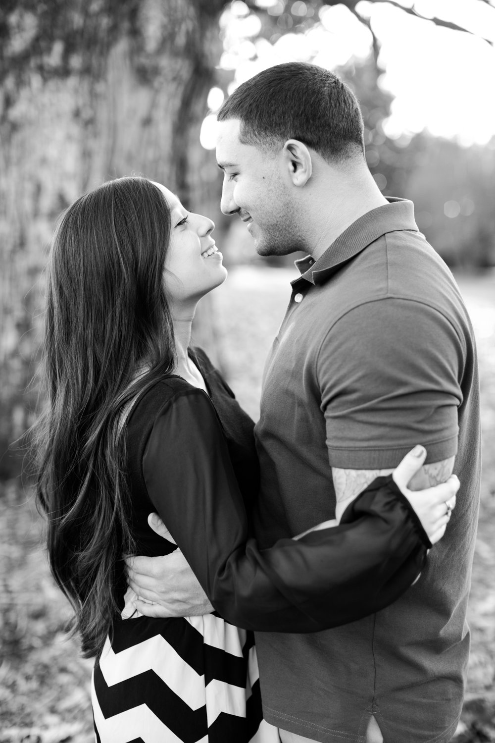 Hammonds Ferry engagement session