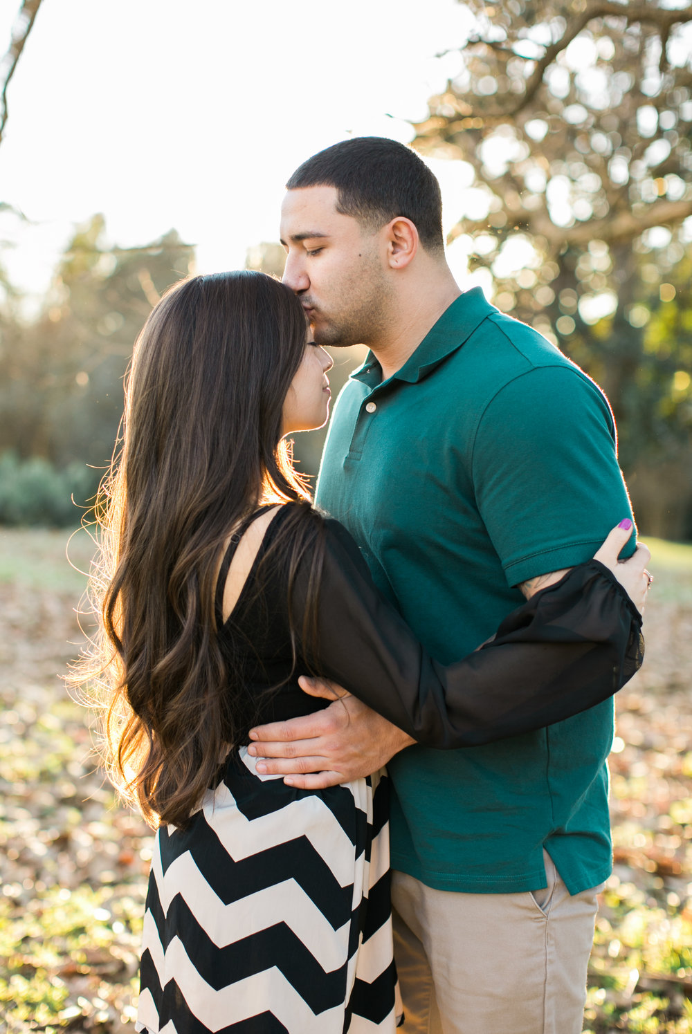 Augusta GA engagement session