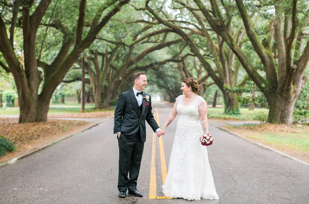 South Boundary wedding photos