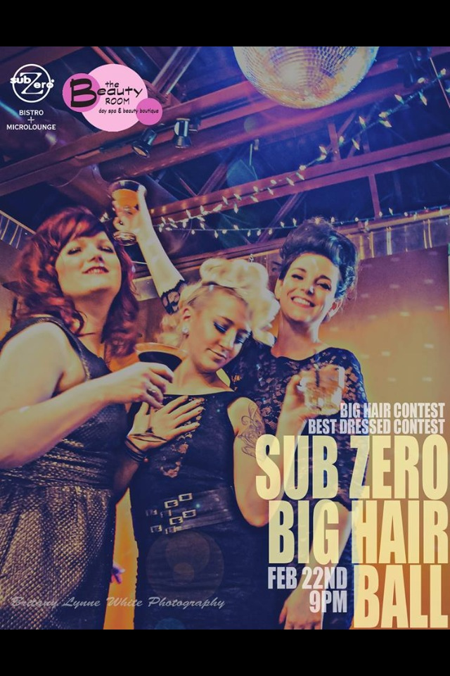 Sub Zero Big Hair Ball