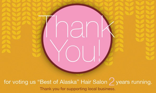 Alaska Daily News Best of Alaska Award