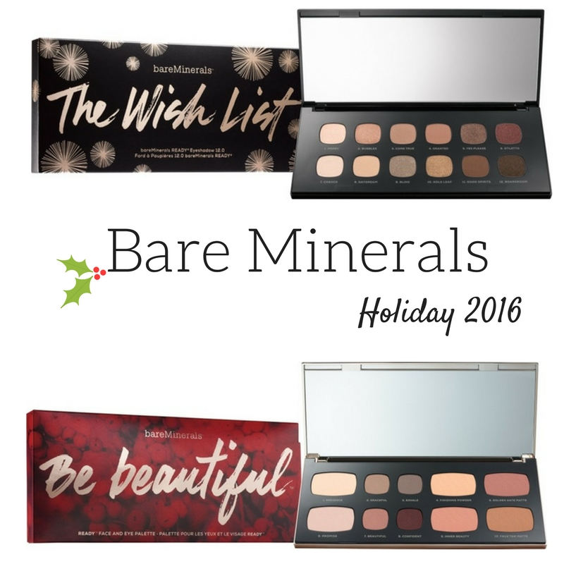 Bare Minerals Holiday Open House