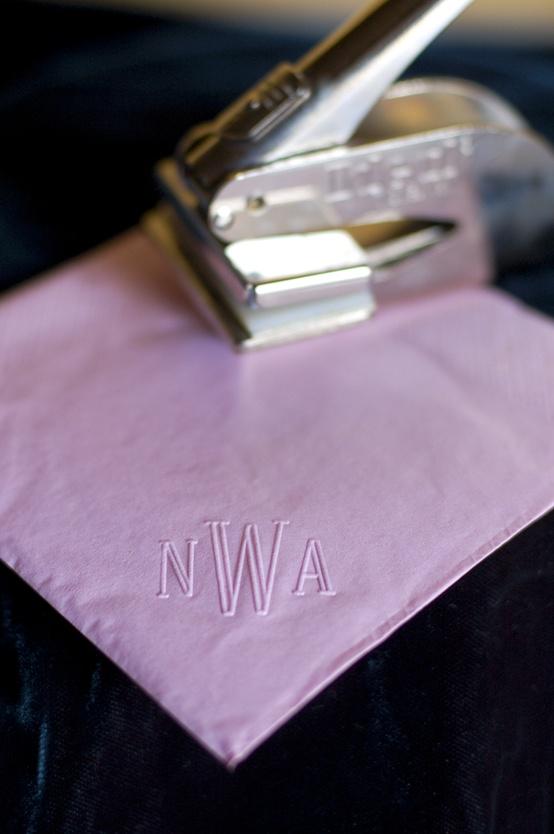 http://tradewindtiaras.blogspot.com/2011/02/inexpensive-diy-personalized-napkins.html
