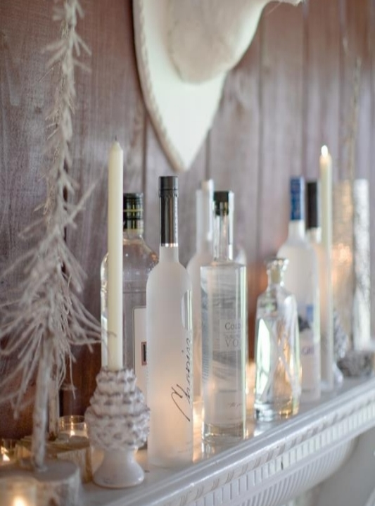In honor of the Olympics being held in Russia, we think a Vodka Bar is in order. На здоровье!  http://lover.ly/image/354785