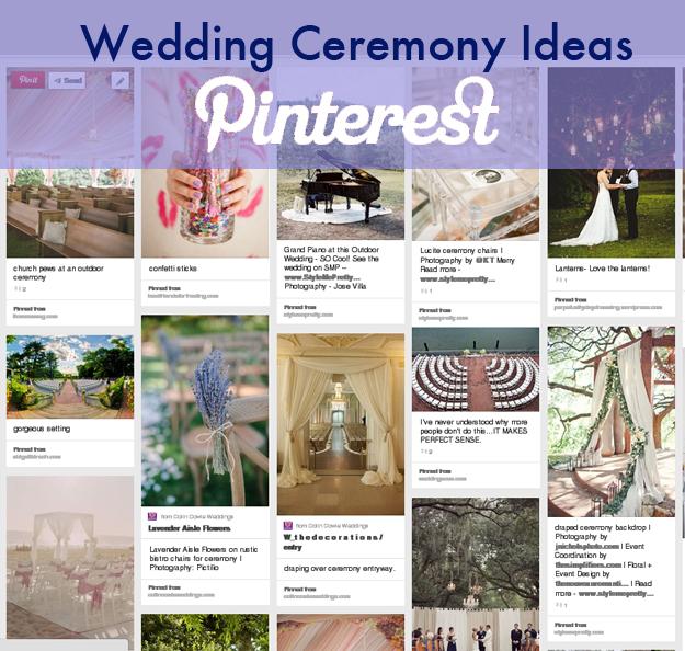 Pinterest Wedding Ideas 2014