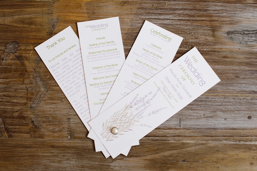 Shimmer Soft Ivory Wedding Ceremony Program Fan