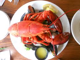 A Lobster /Clambake is a great idea for a welcome/rehearsal dinner.