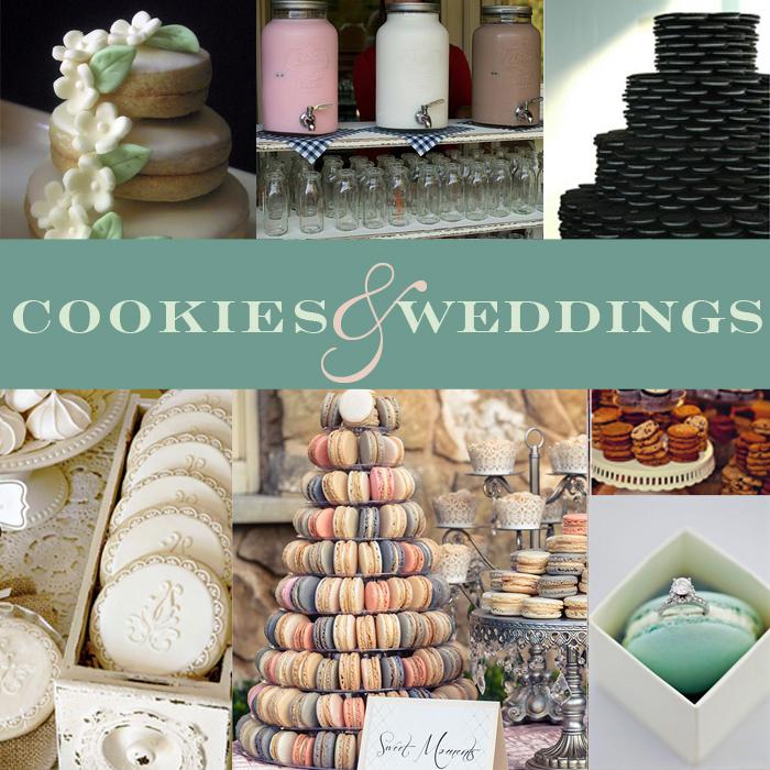 Yummy Monday: Cookies And Weddings