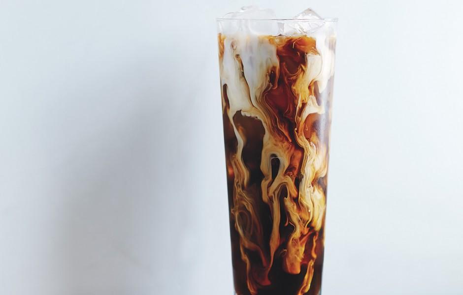 Dublin Iced Coffee - part caffeine, part dessert, part dangerous!